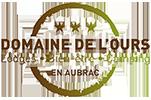 Domaine de l'Ours*** Logo